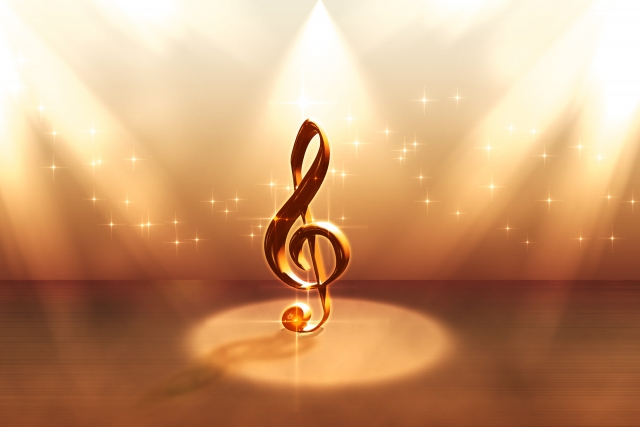音符の画像