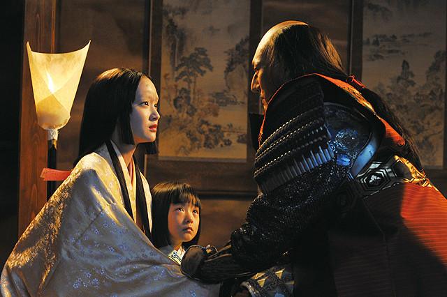 松姫役の剛力彩芽