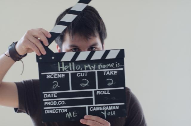 映画を紹介する動画配信