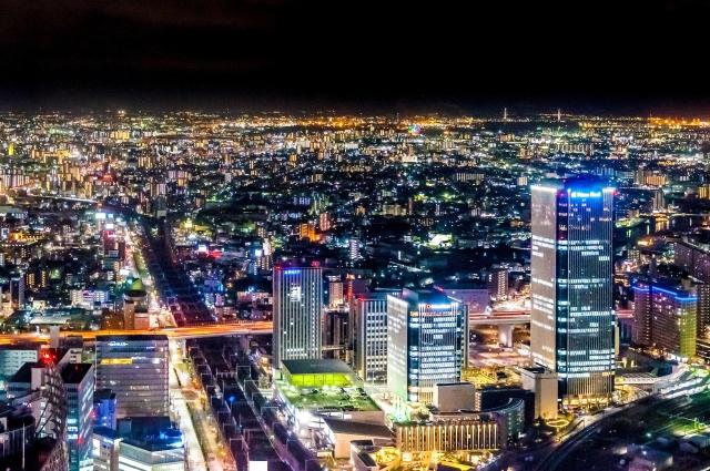 愛知県という大都会