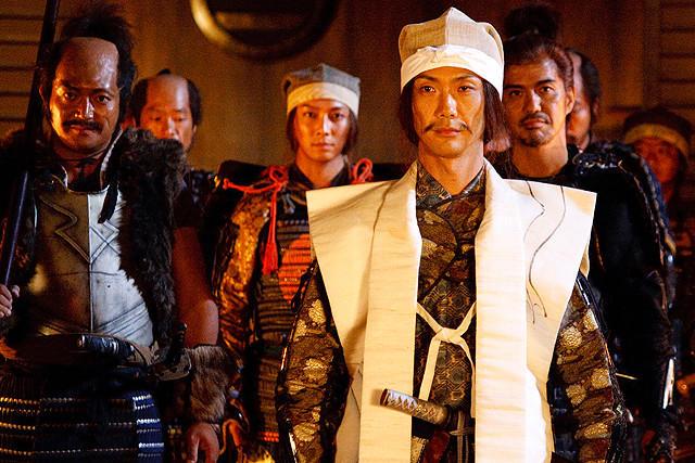 忍城の武士達