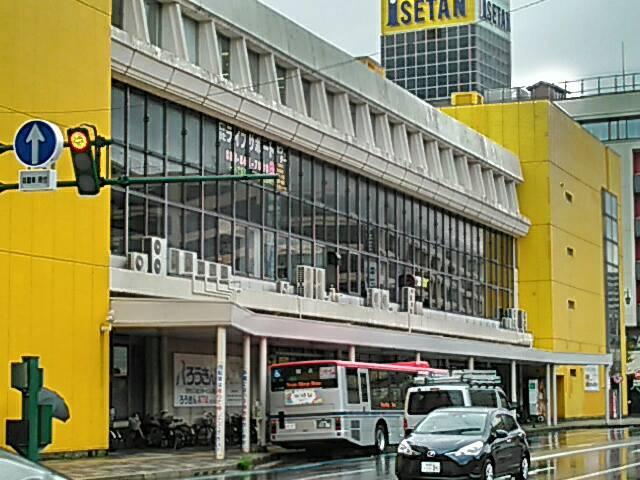 バスセンターの画像