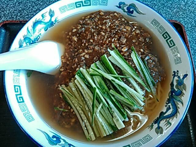 満里のジャージャー麺の画像