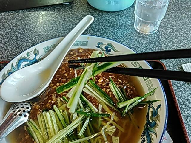 満里のジャージャー麺の具