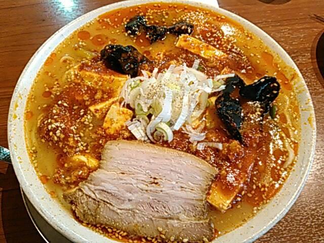 辛味噌麻婆麺の画像
