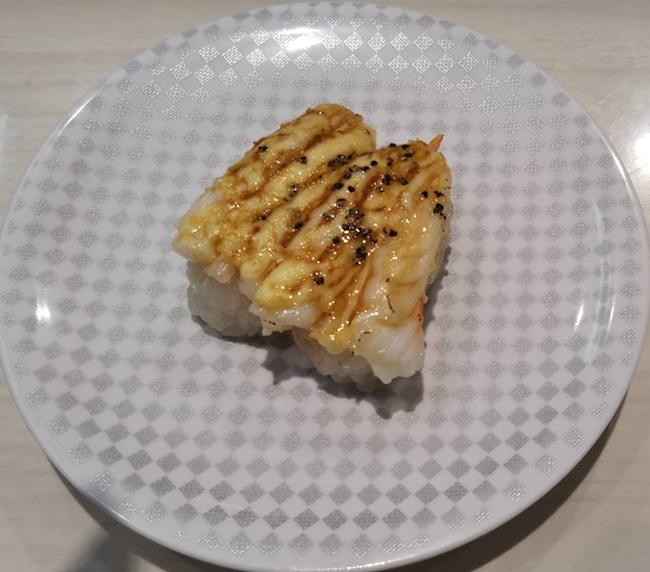 えびマヨペッパーマヨ炙りの画像