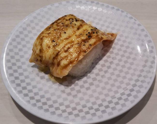 サーモンペッパーマヨ炙りの画像