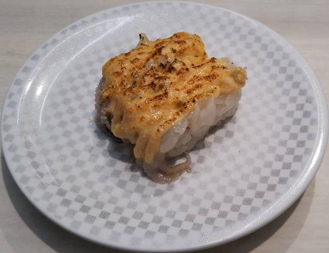 やりいかゲソ明太マヨ炙りの画像