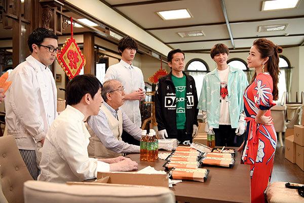 ご苦楽レストラン第1話の画像