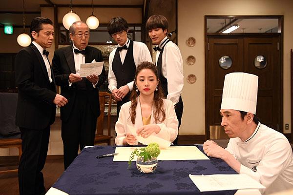 ご苦楽レストラン第2話の画像