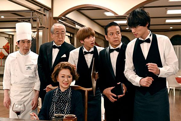 ご苦楽レストラン第7話の画像