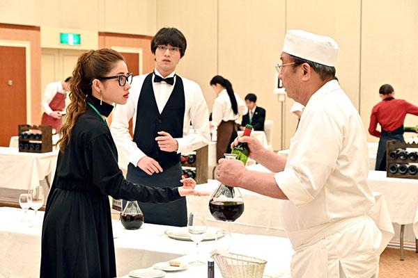 ご苦楽レストラン_第8話の画像