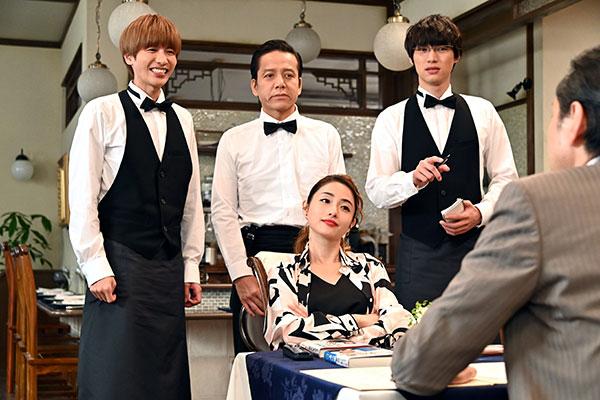 ご苦楽レストラン第9話の画像