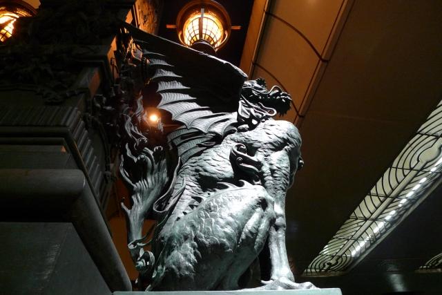 日本橋の麒麟の翼