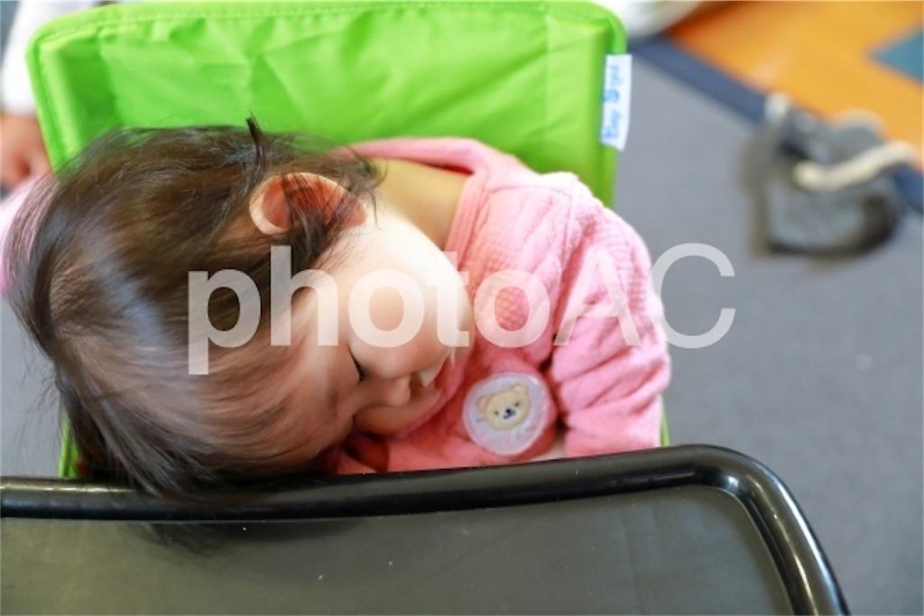寝てる 赤ちゃん