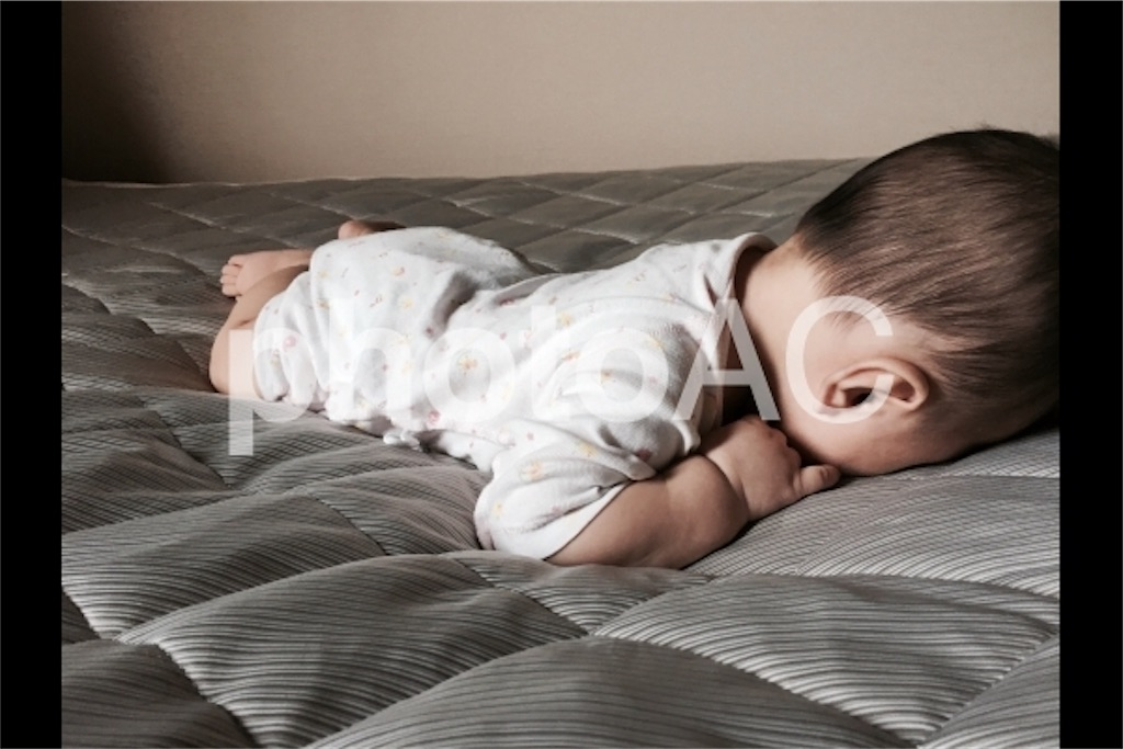 赤ちゃん 寝返り