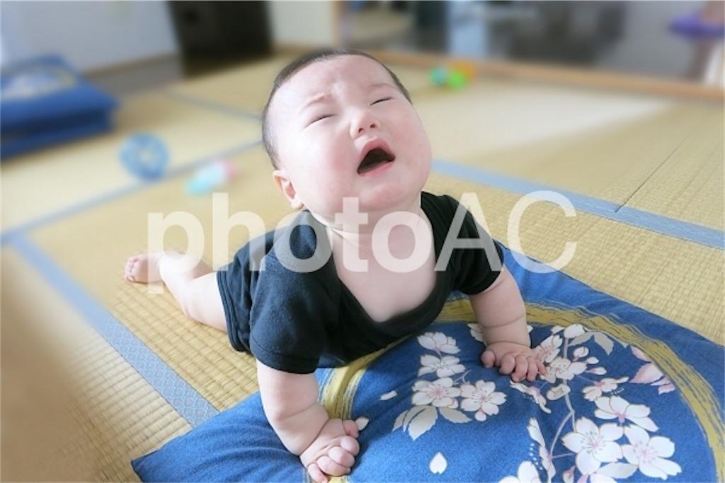 赤ちゃんのずりばいを始める時期