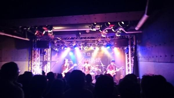 名古屋のバンドKRIMEワンマンライブ