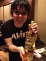 小山薫堂氏から友情のワイン