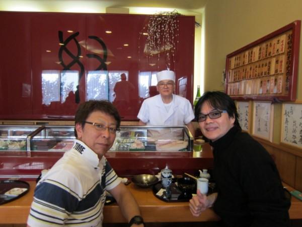 天草奴寿司さんで