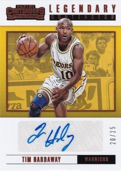 Legendary Contenders Autographs Bronze #LC-THW