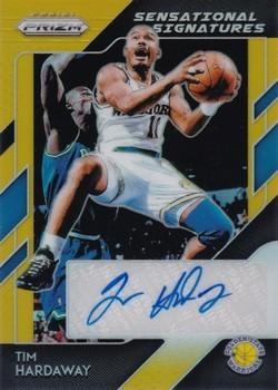 Sensational Signatures Prizms Gold #SS-THD