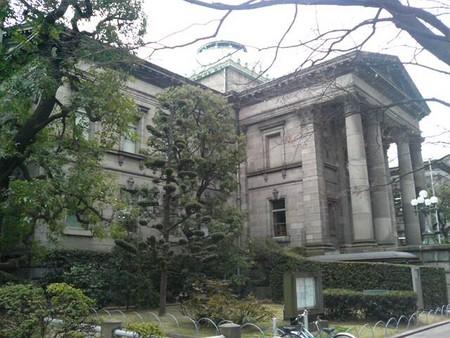 大阪 中ノ島 図書館