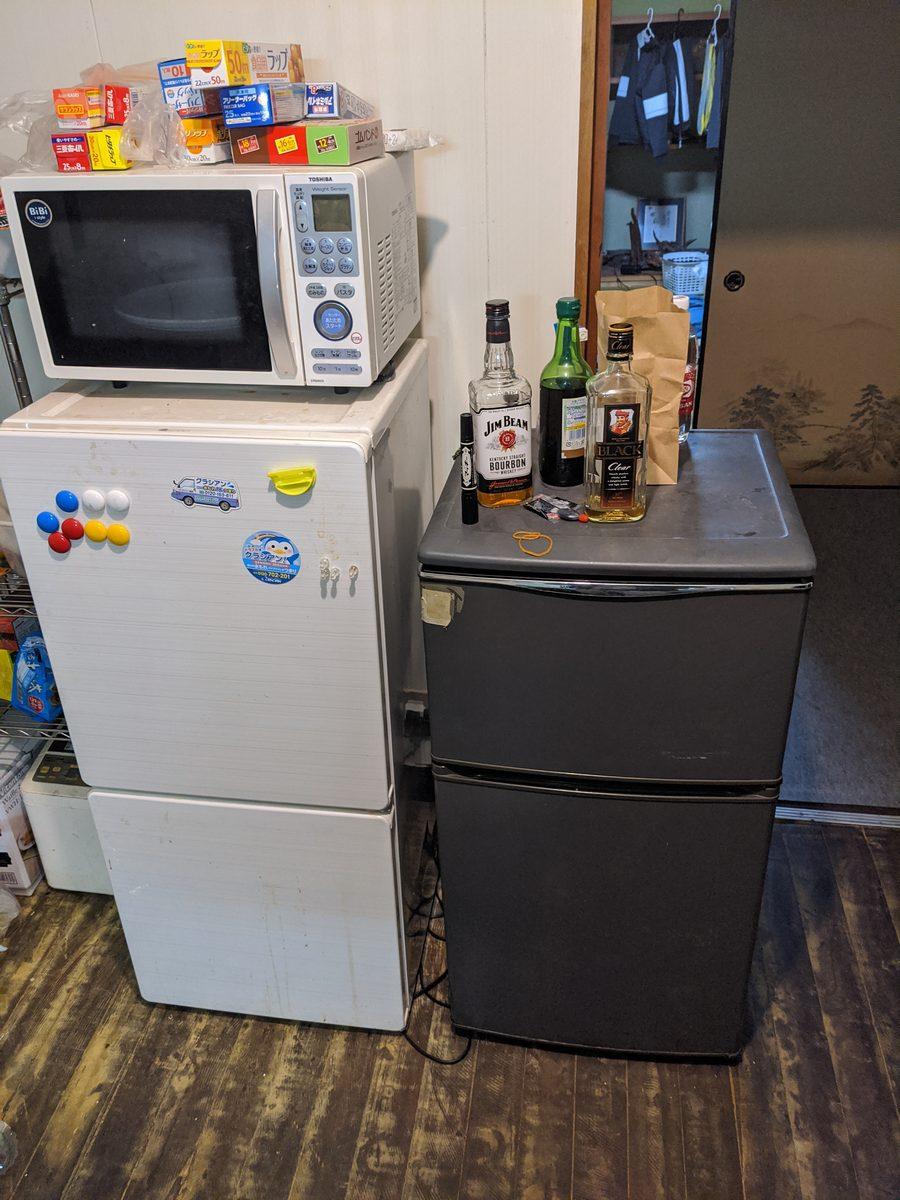 ギーマニの冷蔵庫