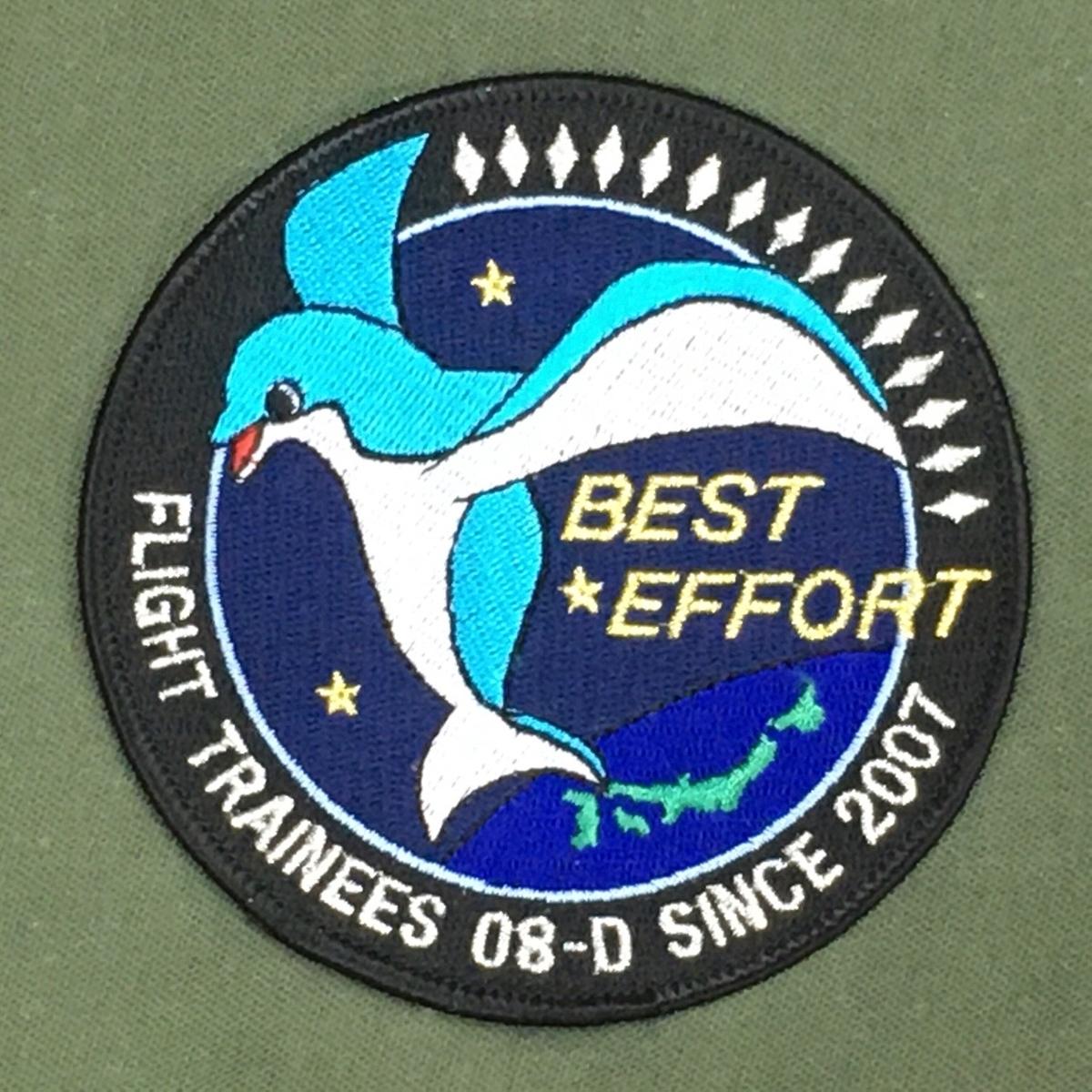 JASDF flight course  patch