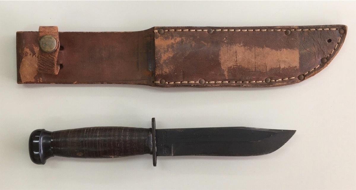 アメリカ海軍MARK1ナイフ(カミラス社製)