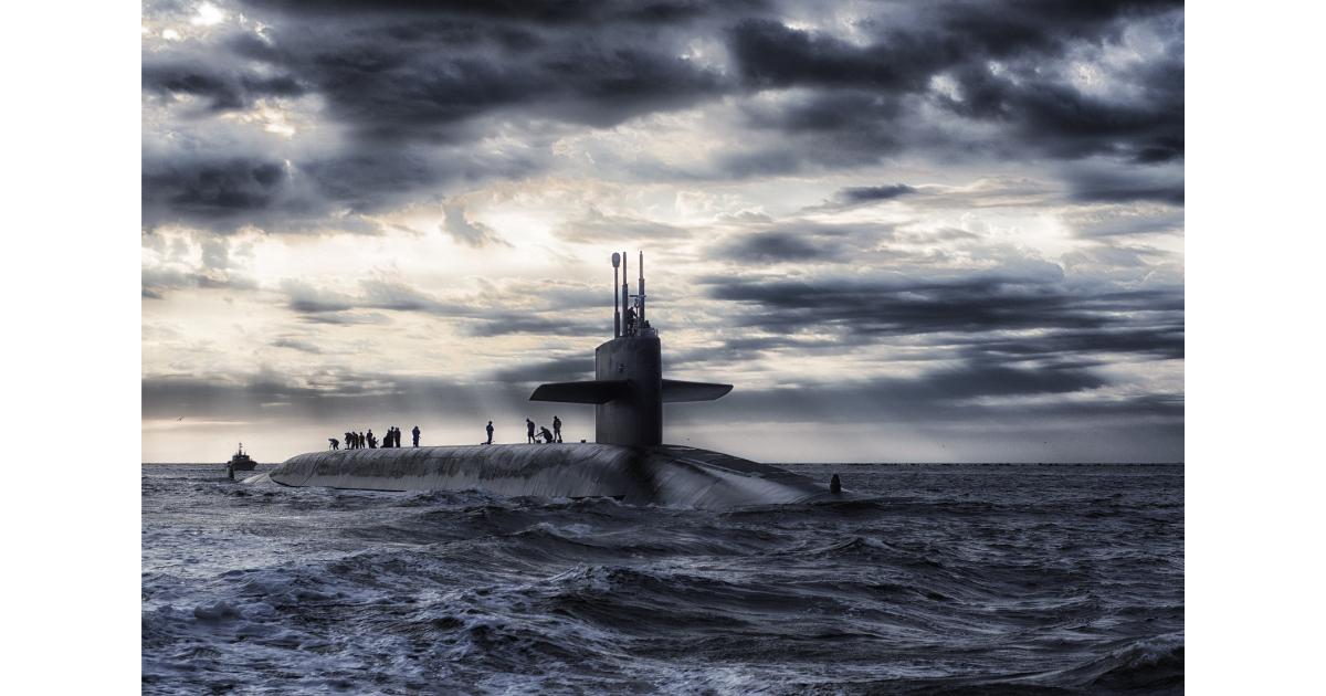 アメリカ海軍潜水艦画像