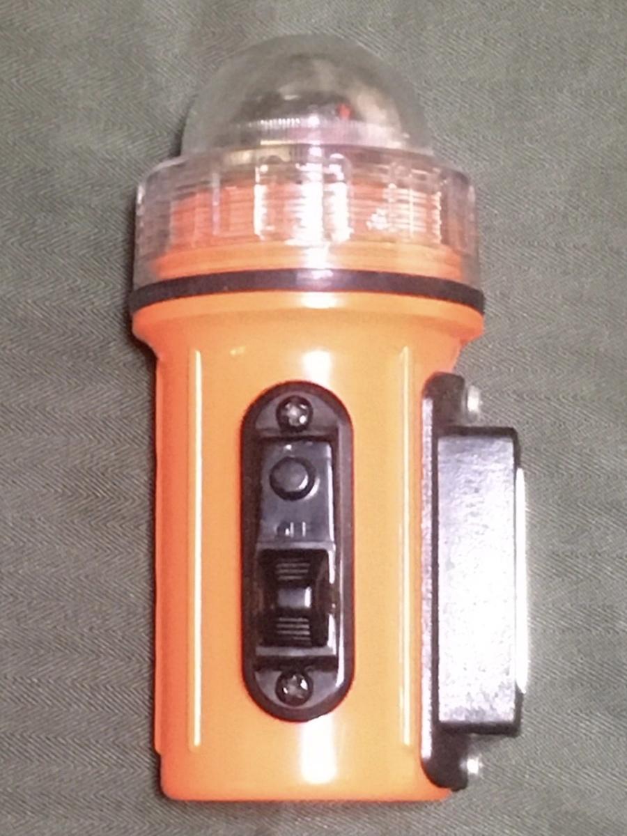 アメリカ軍沿岸警備隊ストロボライト(モデル品)