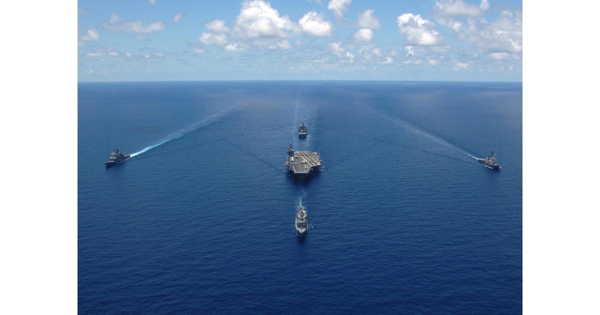 アメリカ海軍艦艇