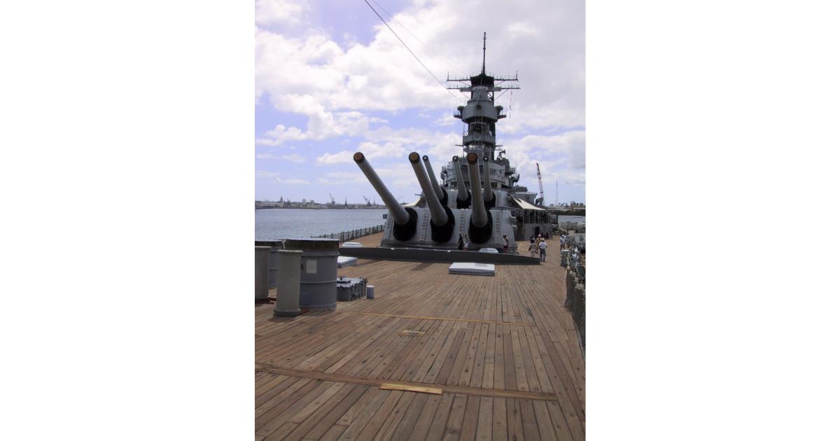 アメリカ海軍戦艦