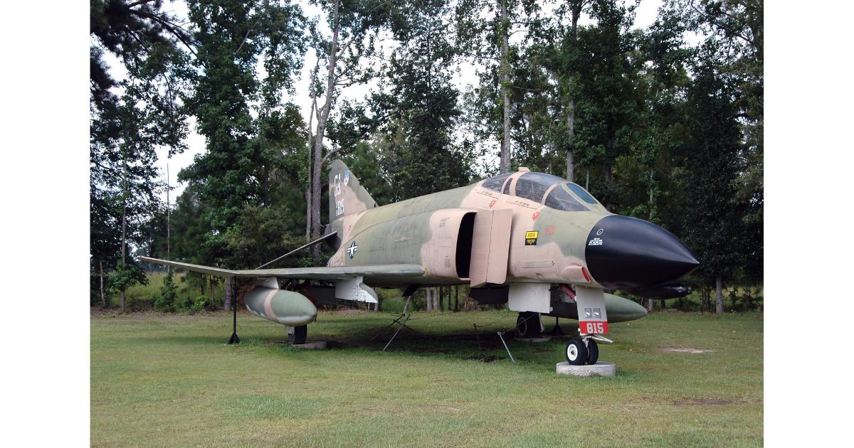 アメリカ空軍F–4戦闘機(ベトナム戦争参加)