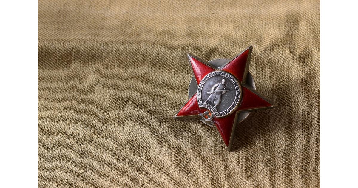 ソ連共産党バッジ