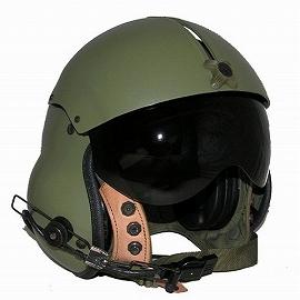 アメリカ軍SPH–4ヘリコプターヘルメット