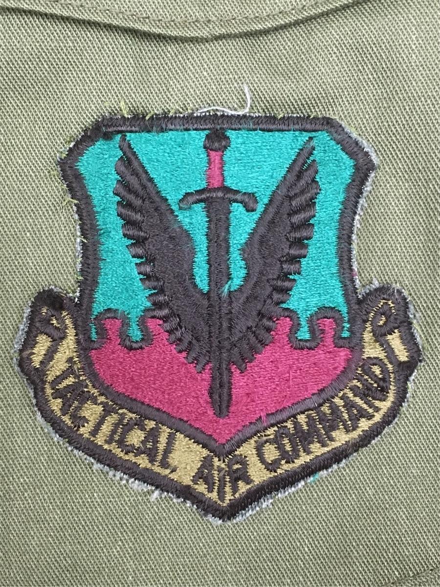 アメリカ空軍軍団パッチ
