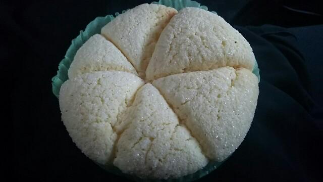 ふわふわメロンパン