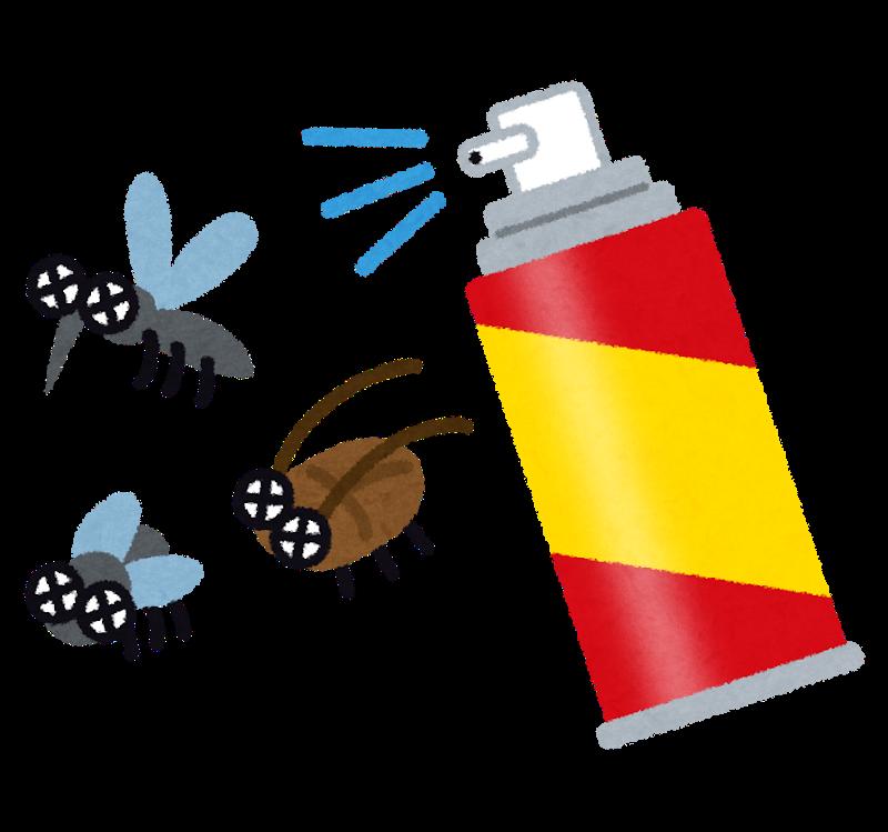ゴキブリ対策 スプレー