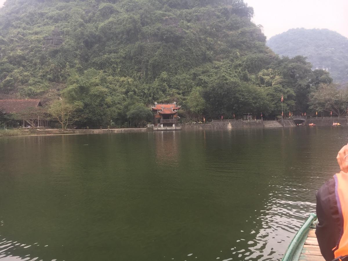 チャンアン 水上 寺院