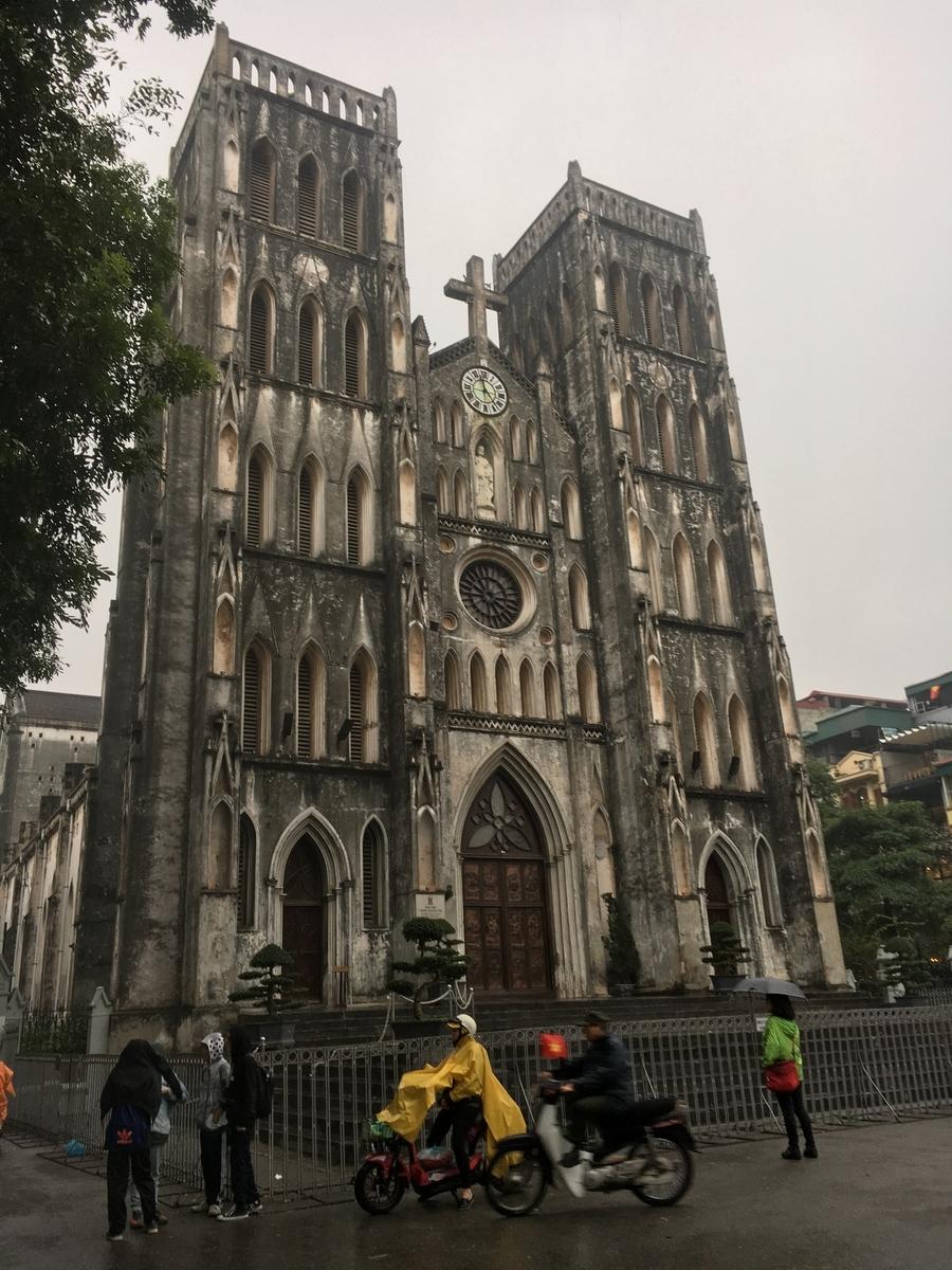ハノイ大教会(聖ジョセフ大聖堂)