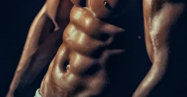 腹筋割れと体脂肪率の関係?腹筋を割る筋トレメニューや食事も重要