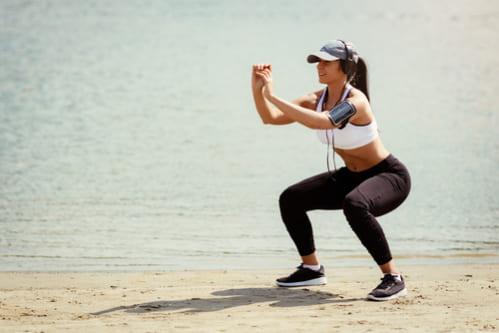 ヒップアップに筋トレ!簡単に女性の「お尻が垂れる」を解決する方法?