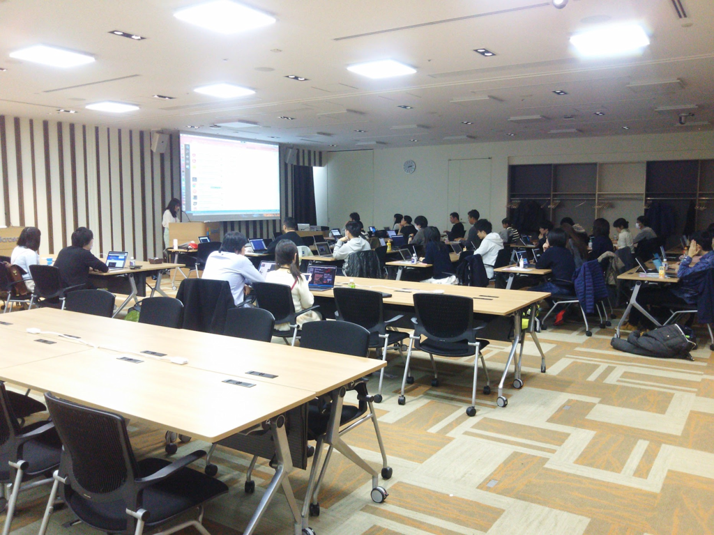 Geek Women Japan で Angular ハンズオンしました