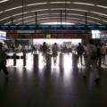 朝のJR京都駅