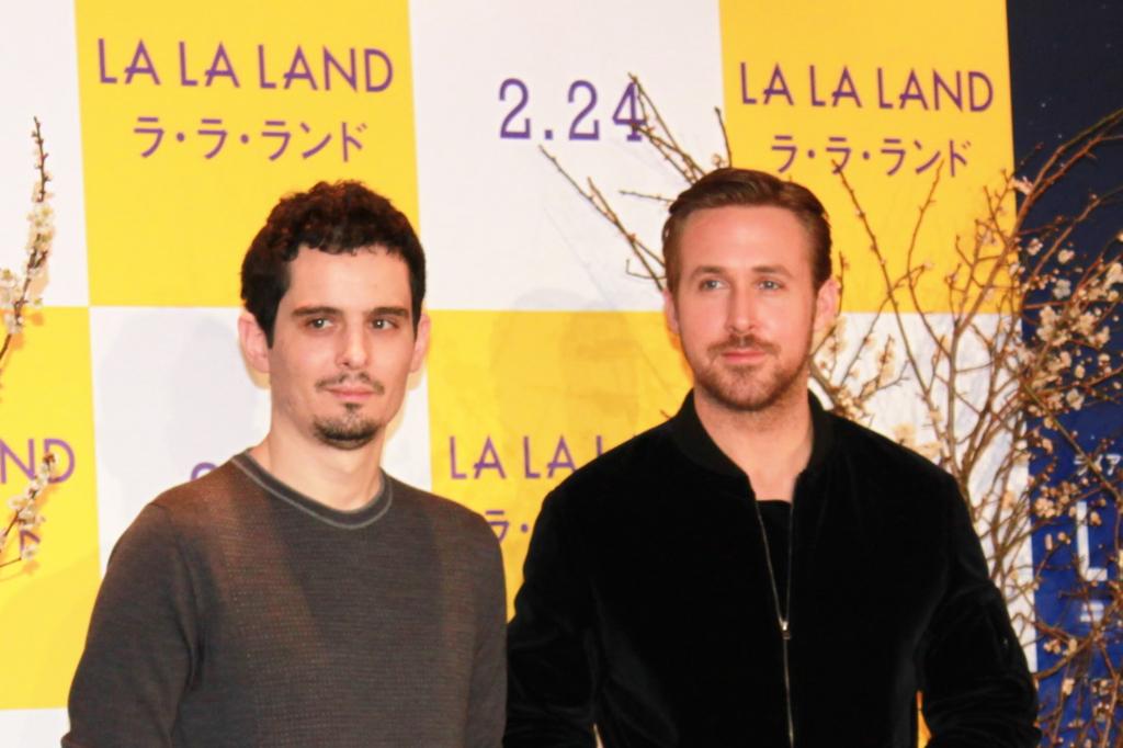 Ryan Gosling Damien Chazelle