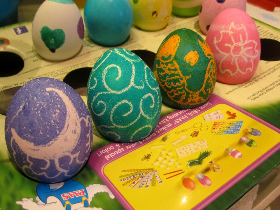 decoration eggs