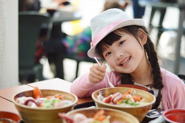 食事のときに使える英語