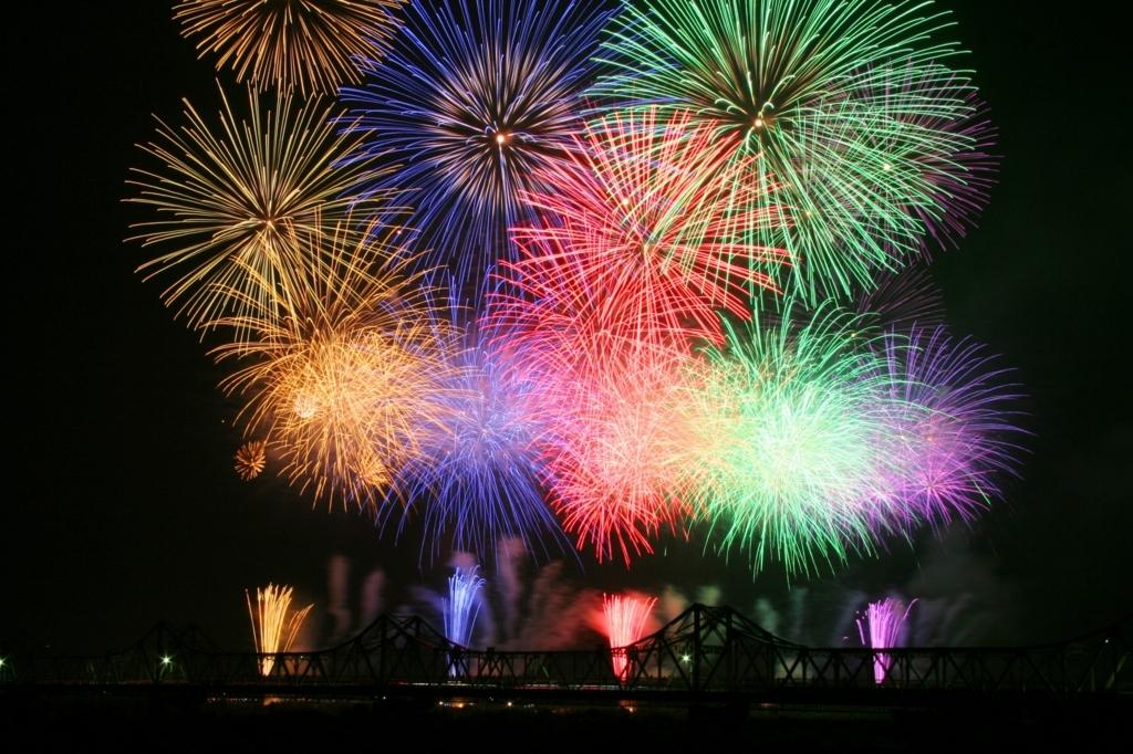 長岡市の花火大会